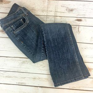 Riders by Lee Dark Wash Jeans with a Flared Leg